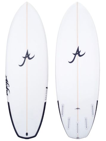 Aloha Black Bean 5.6 Lct Futures Surfboard