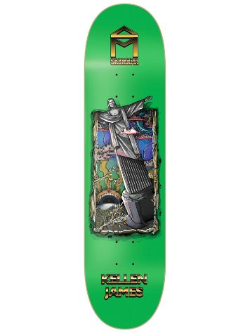 SK8 Mafia 7 Wonders James 8.0'' Deck