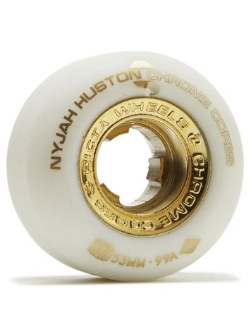 Ricta Nyjah Huston Chrome Core 99A 54mm Wheels