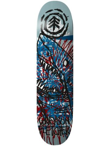 "Element Fos Greyson Shark 8.125"" Skateboard Deck"
