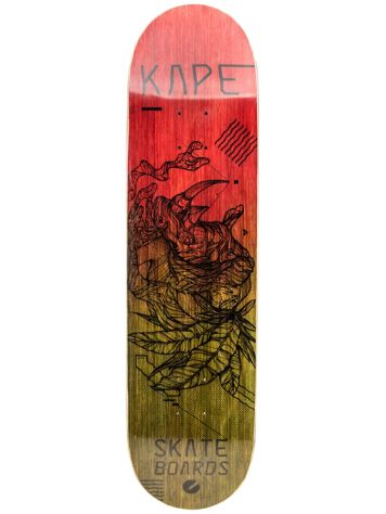 "Kape Skateboards Rhino 8.0"" Deck"
