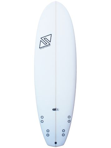 Twins Bros The Pill 6.4 Surfboard