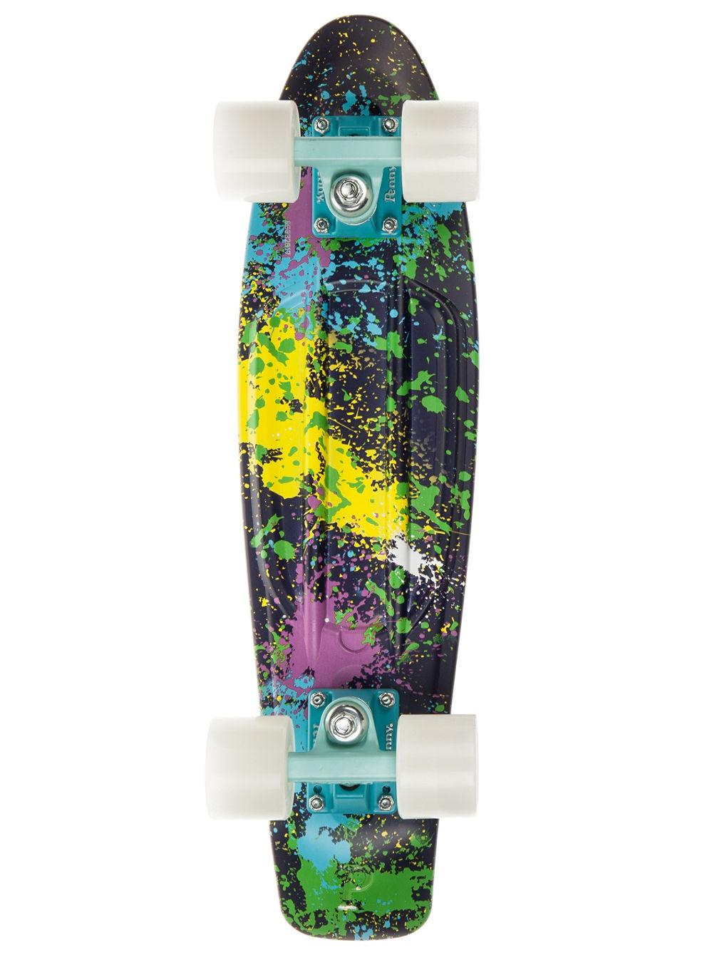 penny skateboards x rastaclat 22 complete online kaufen bei blue. Black Bedroom Furniture Sets. Home Design Ideas