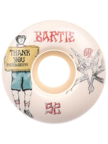 Bones Wheels Stf Bartie Thank You 83B V1 54mm Wielen