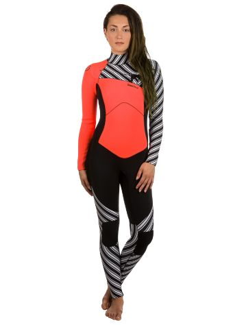 GlideSoul Full 3mm Chest Zip Wetsuit