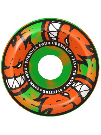 Spitfire Formula Four 99D 54mm Afterburners Orange/Gr