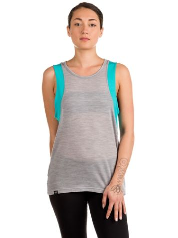 Mons Royale Merino Kasey Relaxed Mesh Tank top