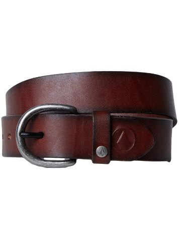 Volcom Hombre Leather Belt