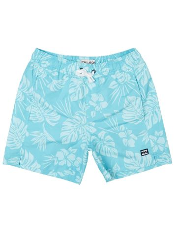 "Billabong All Day S Floral 14"" Boardshorts jongens"