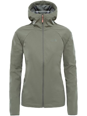 THE NORTH FACE Inlux Softshell Hooded Chaqueta técnica