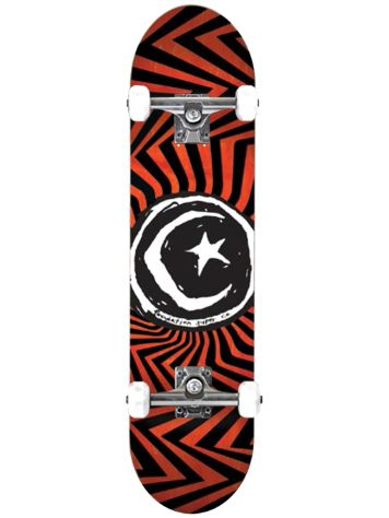 "Foundation Star And Moon Zig Zag 7.75"" Complete"