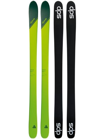 DPS Skis Cassiar T87 169 2018 Tourenski