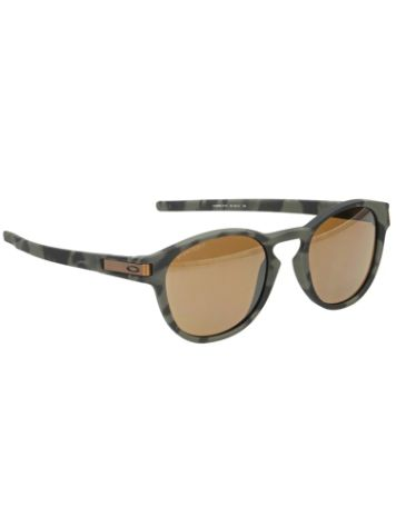 Oakley Latch Olive Camo Sonnenbrille