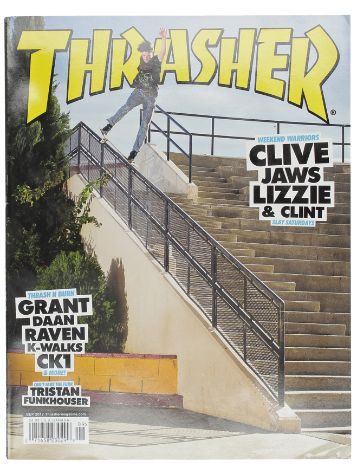 Thrasher Thrasher Issue 2017 September