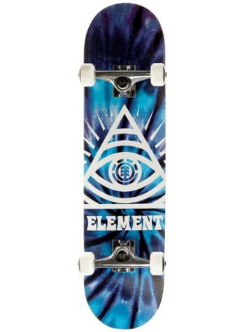 "Element Dye Trippin 7.75"" Skateboard Deck"