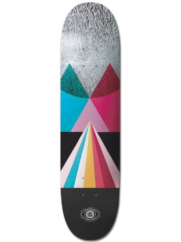 "Element Look Byond Prsm 7.9"" Skateboard Deck"