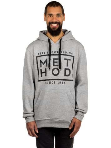 Method Mag Box Logo Sudadera con capucha