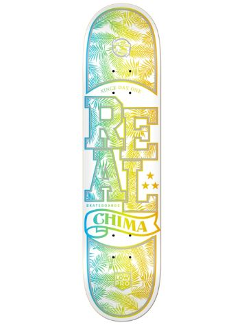 "Real Chima Holographic Lo-Pro II 8.25"" Deck"