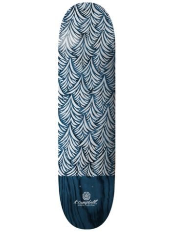 "Element Indigo Waves 8.25"" Skateboard Deck"