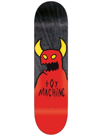 Toy Machine Sketchy Monster 8.375'' Skateboard Deck