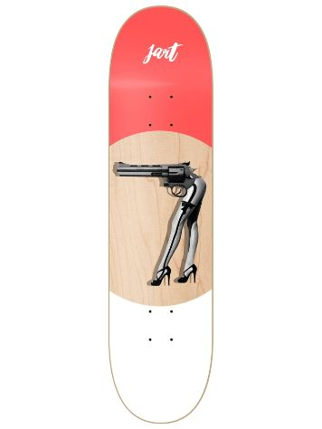 "Jart Mixed Up 8.0"" MPC Deck"