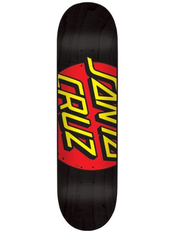 "Santa Cruz Big Dot 8.375"" Skateboard Deck"