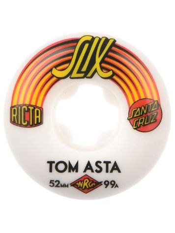 Ricta Tom Asta Sc Slix 99A 52mm Wheels