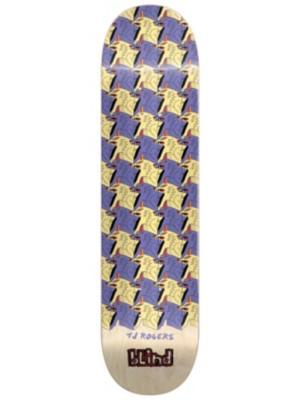 """Blind Tile Style R7 8.375"""" Skate Deck tj rogers Gr. Uni"""