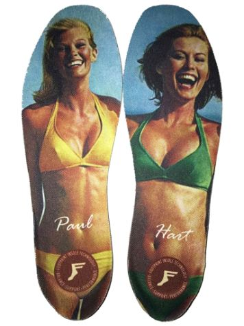 Footprint Kingfoam Elite Paul Hart Insoles