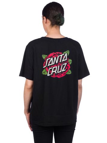 Santa Cruz Roses Dot T-shirt
