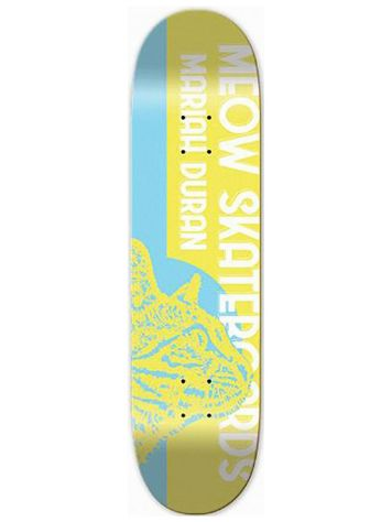 "Meow Skateboards Retro Series 8"" Skateboard Deck"