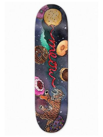 "Meow Skateboards Space Tiger 8.25"" Skateboard Deck"