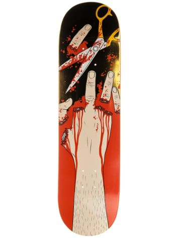 "Skate Mental Mental Cut Off Fingers 8.25"" Deck"