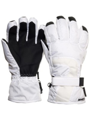 Sinner Addala Gloves white Gr. S