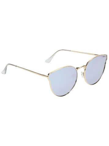 Quay Australia All My Love Gold Purple Sonnenbrille