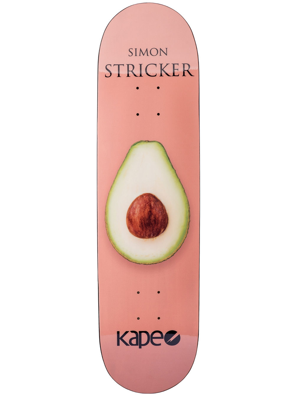 "Stricker Carboslick 8.0"" The Avocado Deck"
