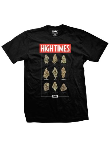 DGK X High Times Fire T-Shirt