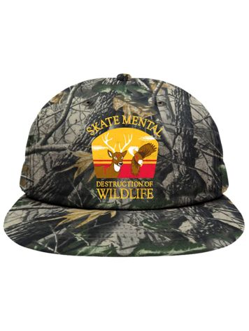 Skate Mental Wildlife Cap
