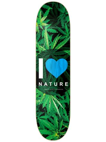 "Jart Nature 8.25"" Blue MPC Deck"