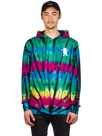 Grizzly Above The Clouds Hoodie